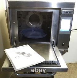 MERRYCHEF EIKON E3 COMBINATION CONVECTION MICROWAVE OVEN 13amp +6 month Warranty