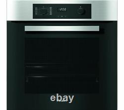 MIELE H2265-1B Electric Oven Steel D A O