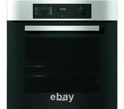 MIELE H2267-1BP Electric Oven Steel Currys