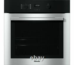 MIELE H2760B Electric Oven Steel Currys