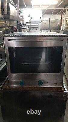 Mbm Electric Oven Table / Counter Top 13a Convection Oven Simple Plug In