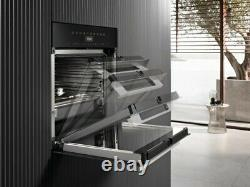 Miele H2760BCLST Single Built In Electric Oven Clean Steel FB0186