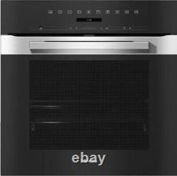 Miele H7260BP Cleansteel Pyrolytic Single Oven ORDER TODAY