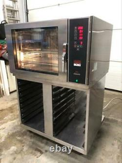 Mono Bake Off Commercial Turbo Convection & Steam Oven FG158C 3 Phase