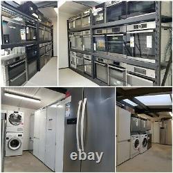 NEFF N70 B57CR22N0B Slide&Hide Auto Cleaning Electric Oven, RRP £929
