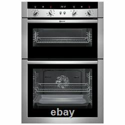 NEFF U15M52N3GB Electric Double Oven, RRP £799
