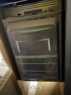 NEFF u1442, Electric, Built in, Double oven and grill, Circotherm cleaning sides