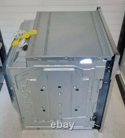 Neff N90 B57CS24N0B Slide & Hide Built-In Pyrolytic Cleaning Oven, RRP £1149