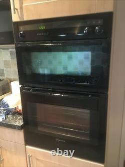 Neff double oven built in