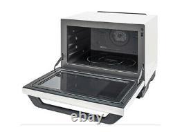 Panasonic NN-CF873SBPQ Premium Combination Flatbed Microwave Oven 32lit St Steel