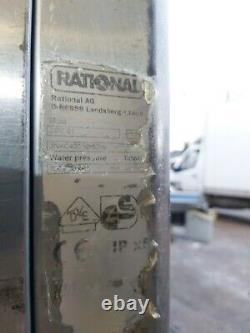 Rational CPC61 combi Oven 3 phase electric commercial 6 grid combi oven Used