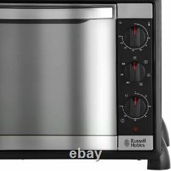 Russell Hobbs 22780 Mini Kitchen Mini ovens & Hob Free Standing Black