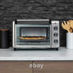 Russell Hobbs 26095 Express Air Fryer Mini Oven Countertop Electric Convection