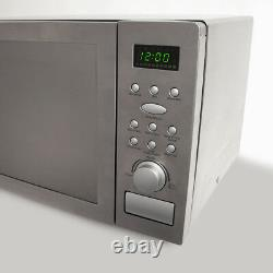 Russell Hobbs RHM2574 25L 900W Silver Digital Combi Microwave, Grill & Oven