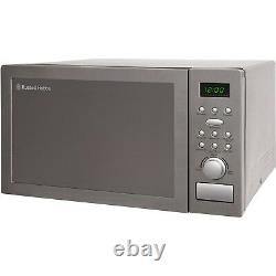 Russell Hobbs RHM2574 25L Digital Combination Microwave Oven Stainless Steel