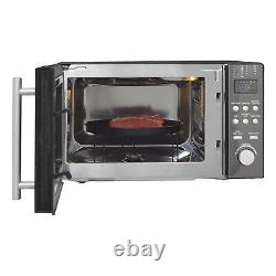 SMAD 20L Microwave-Grill-Convection Oven 3-IN-1 Combination Stainless Steel 800W
