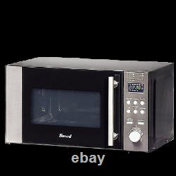 SMAD Microwave and Convection Oven Grill COMBINATION COOKING Countertop 20L 800W