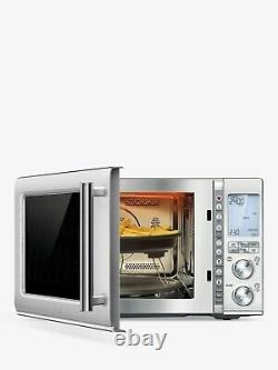 Sage The Combi Wave 3 in 1 SMO870BSS4GEU1 32 Litre Combination Microwave