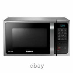 Samsung MC28H5013AS Silver 28 Litre Combination Microwave Oven + 2 Year Warranty