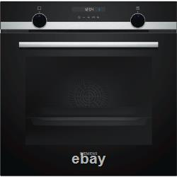 Siemens iQ500 Built-in Single Oven in Stainless Steel HB535A0S0B