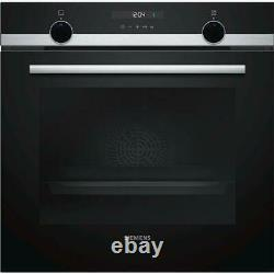 Siemens iQ500 Built-in Single Oven in Stainless Steel HB535A0S0B (New & Boxed)