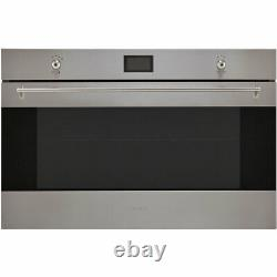 Smeg SF9390X1 Classic Built In 90cm A+ Electric Single Oven Stainless Steel New