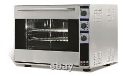 Table top Convection Oven, Bake off Oven Multifunction Cooking Model KF723