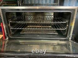 Turbofan blueseal oven